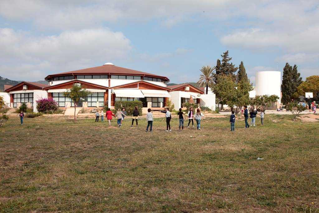 El contacto con la naturaleza es esencial en la educación. RUBEN E. IBAÑEZ