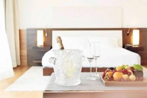 Elegancia y confort en las habitaciones del Ibiza Gran Hotel.