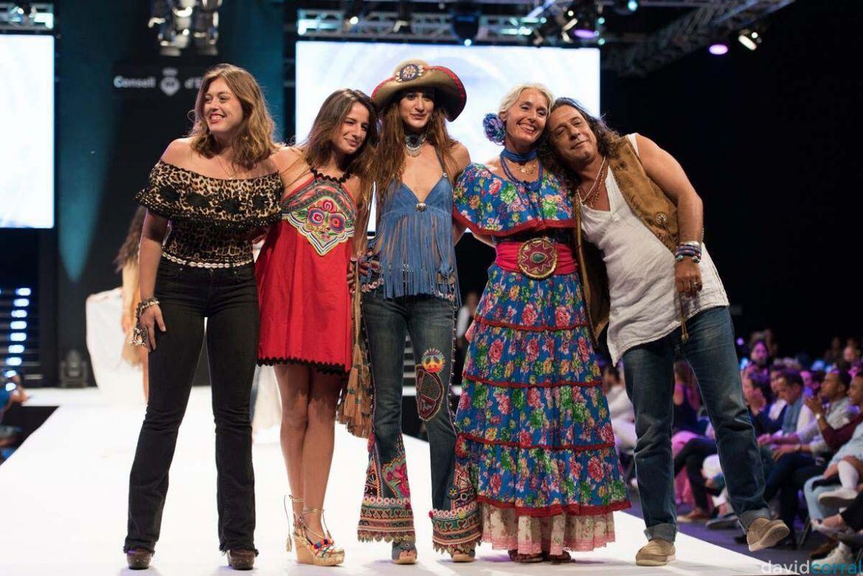 Ibiza World Family. Cruce culturas en un diseño lleno de libertad y fantasía