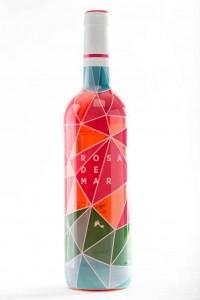 Botella de Rosa de Mar. TERRAMOLL