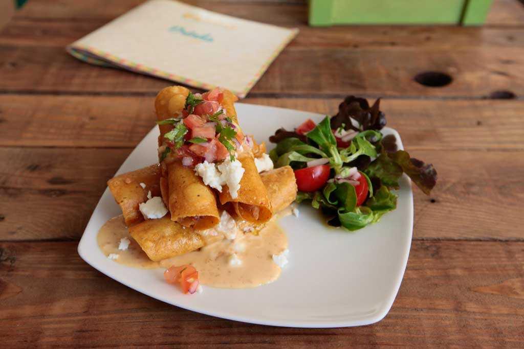 Especialidades en comida mexicana e internacional