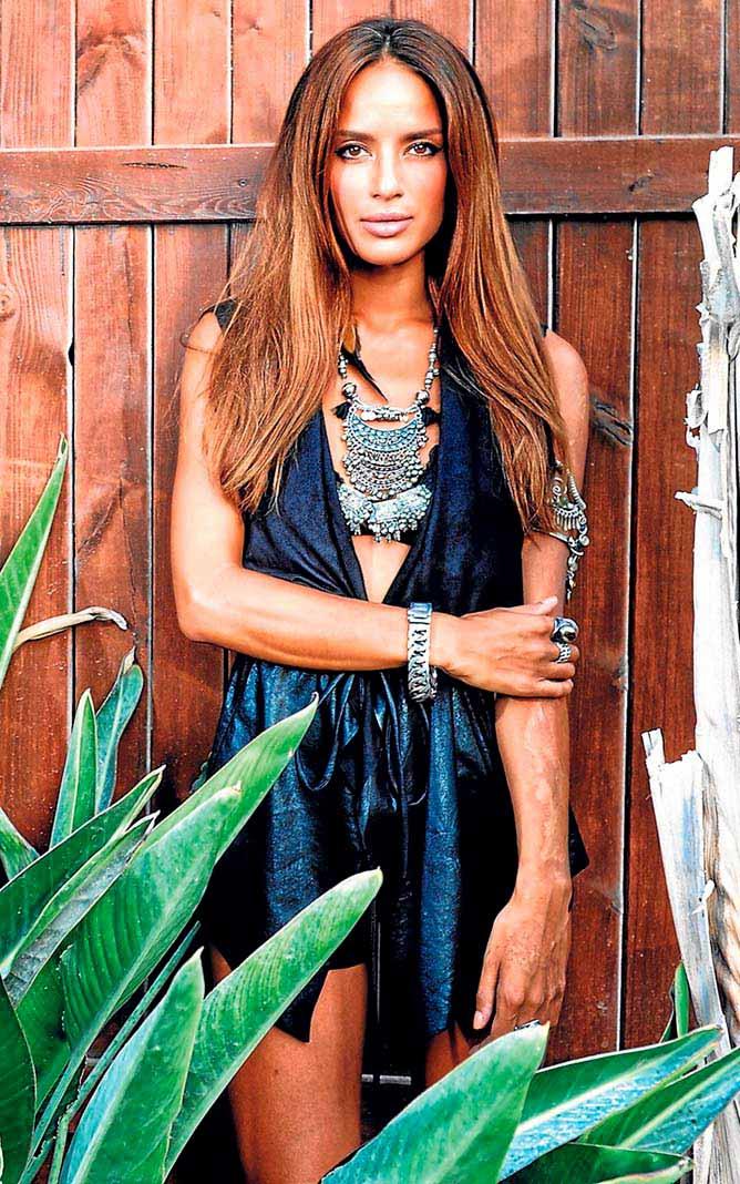 Chelina Manuhutu, Dj, modelo y productora. «Esta isla esta vinculada a la música»