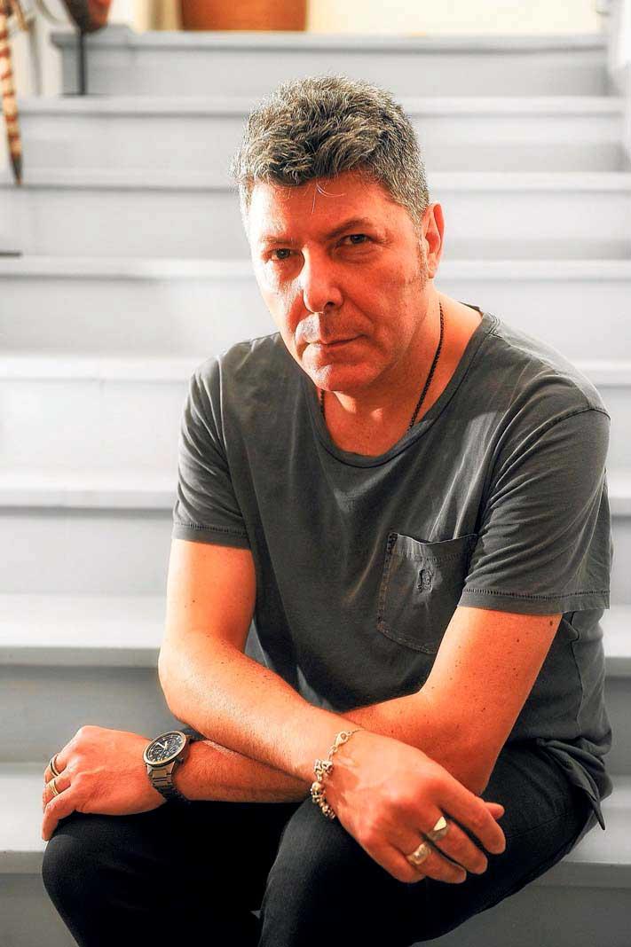 Claudio Coccoluto,Productor y DJ. «La música es un diálogo con Dios»