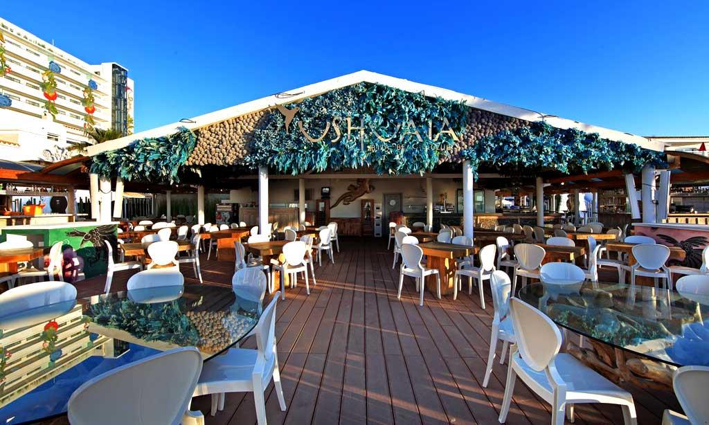 Ushuaïa Ibiza Beach Club. Caprichos culinarios y con estilo