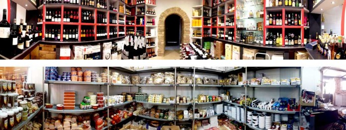 En el showroom de Ibifood se encuentran todo tipo de productos de primera calidad gastronómica.
