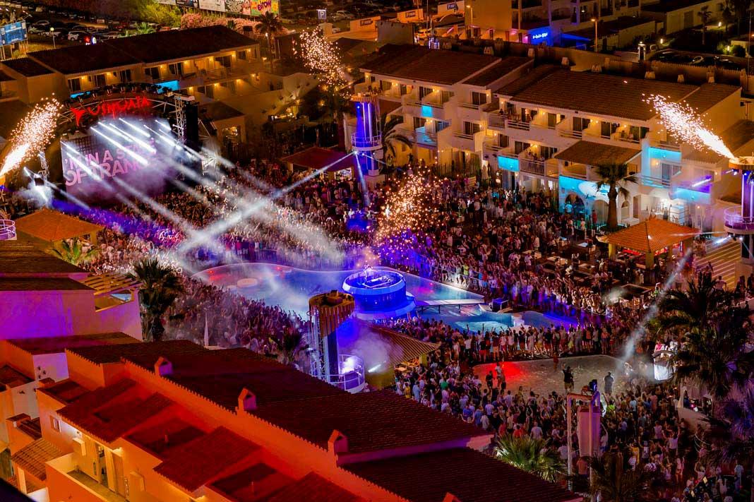 USHUAÏA. Una atmósfera única en Ibiza