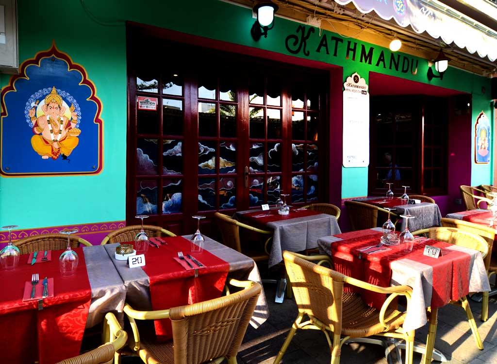 Gastronomía exquisita y buen ambiente en Kathmandú