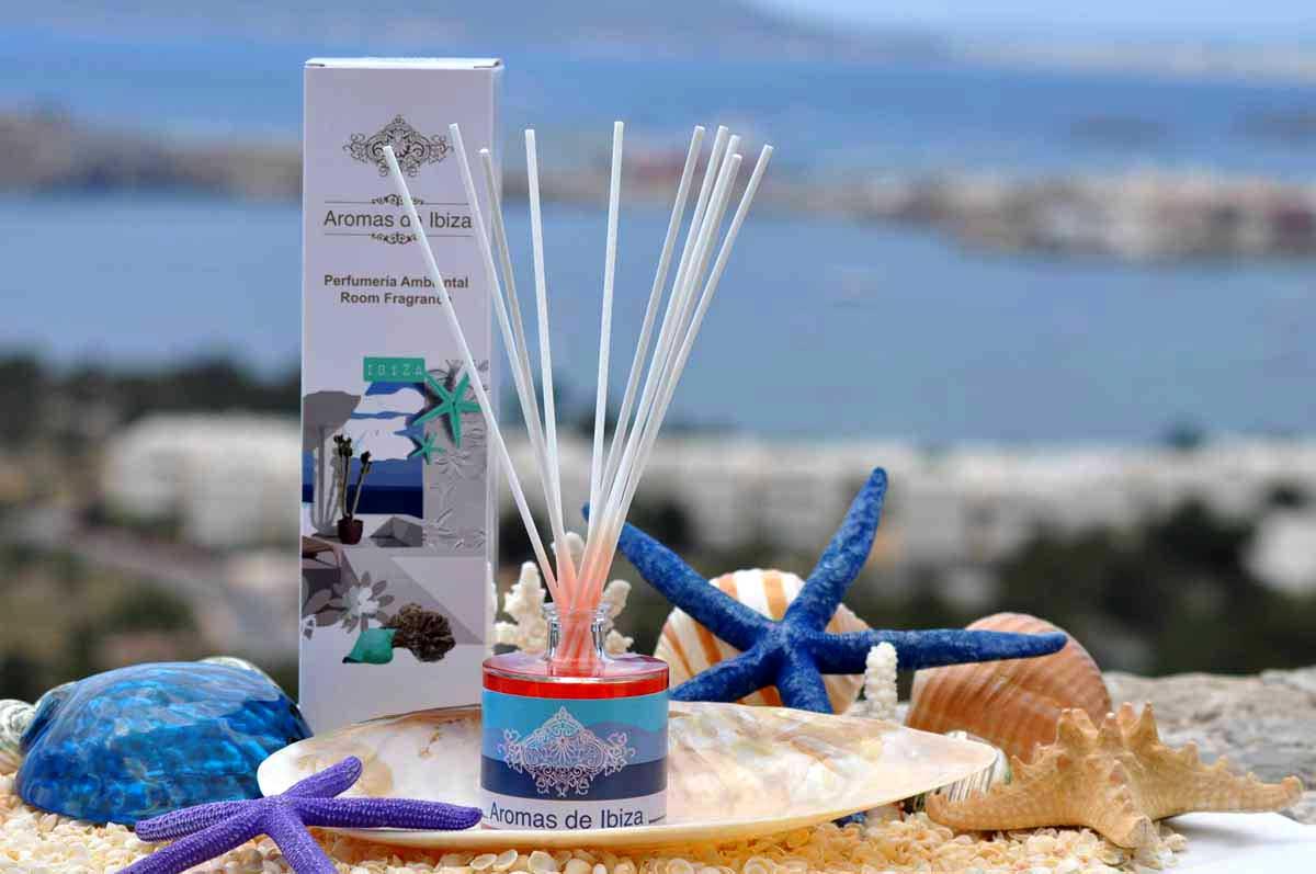 AROMAS DE IBIZA: Armonía y bienestar a través de los olores, aromas y cuidados personales