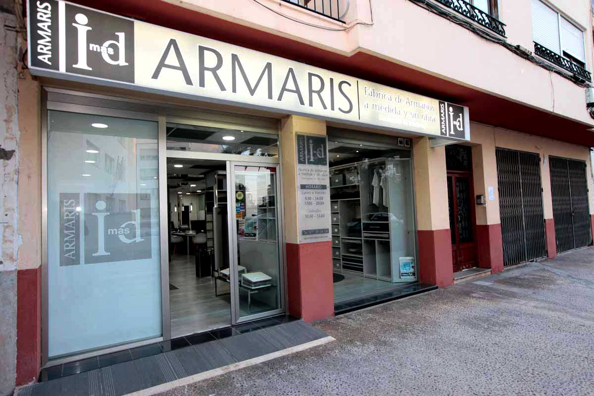 I+D ARMARIS IBIZA: Calidad artesana en puertas y armarios a medida