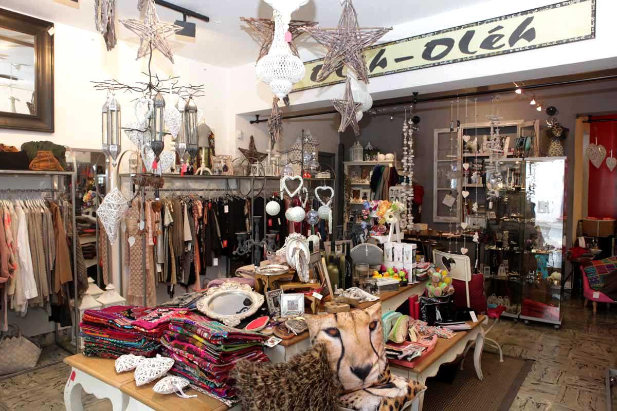 Oleh Oleh: El rincón de los detalles  y los regalos con estilo en el corazón de Sant Antoni