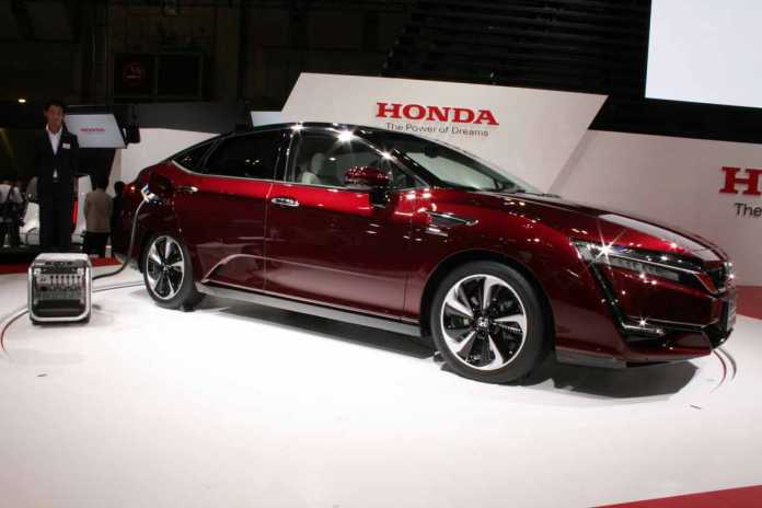 Honda FCX Clarity Fuel Cell