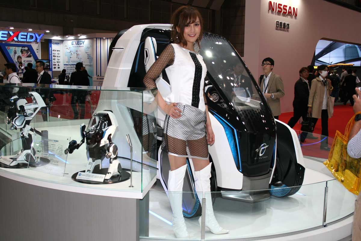 Salón Internacional del Automóvil de Tokio 2015