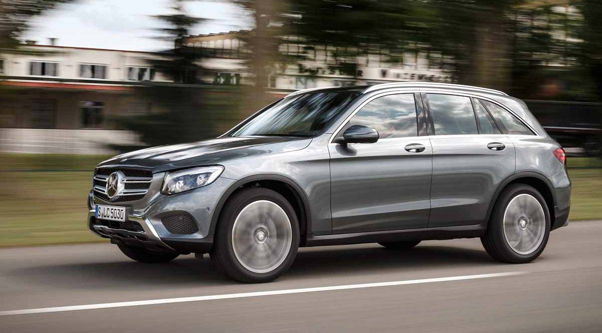 Mercedes-Benz Clase GLC | Amor a primera vista