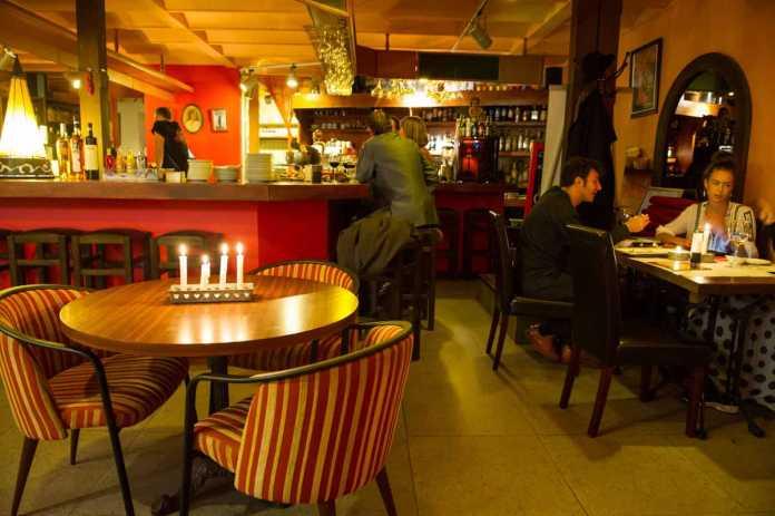 Acogedor con buena gastronomía y excepcional ambiente. SERGIO G. CAÑIZARES