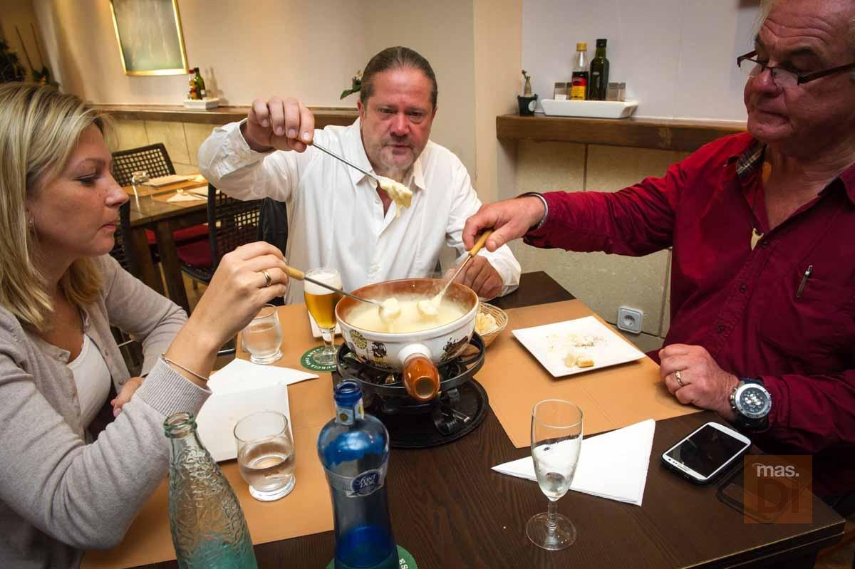Can Rolf. Buena gastronomía y trato cercano en Santa Eulària