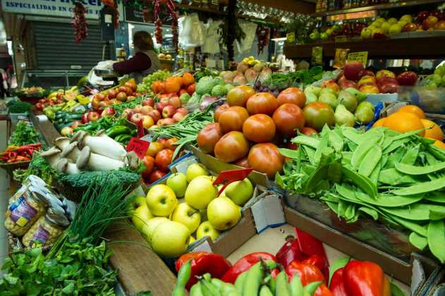 Mercado Santa Eulalia