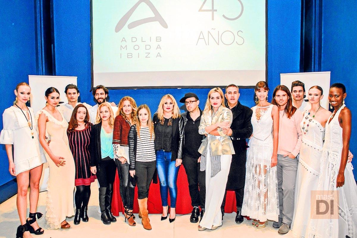 La moda Adlib presenta su nuevo estilo en Madrid