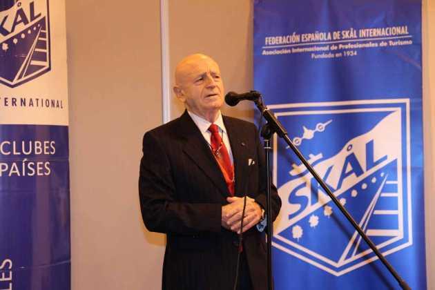 Abel Matutes, premio 'Importante del Turismo'.