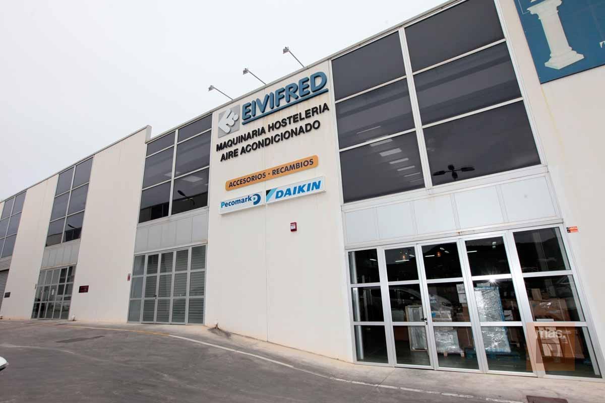 EIVIFRED | Climatización y maquinaria de hostelería con garantías.
