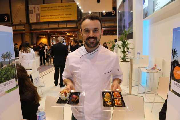 El chef José Miguel Bonet.