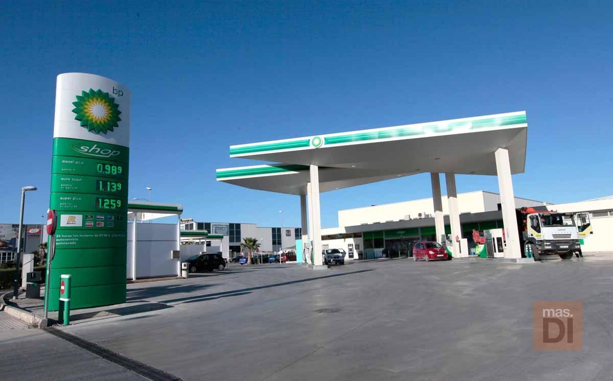 CARBURANTES IBIZA   Precio, servicio e instalaciones, pilares de la BP de Montecristo