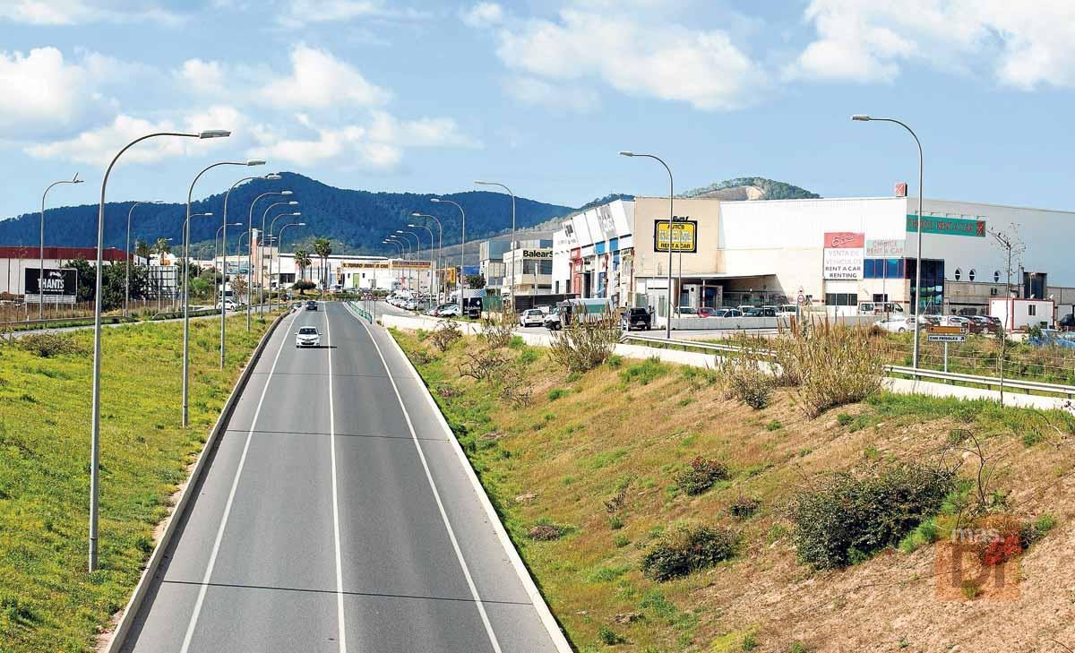 Zona Industrial del Aeropuerto