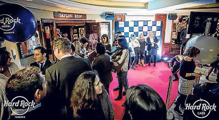 Presentación del Hard Rock Hotel de Tenerife