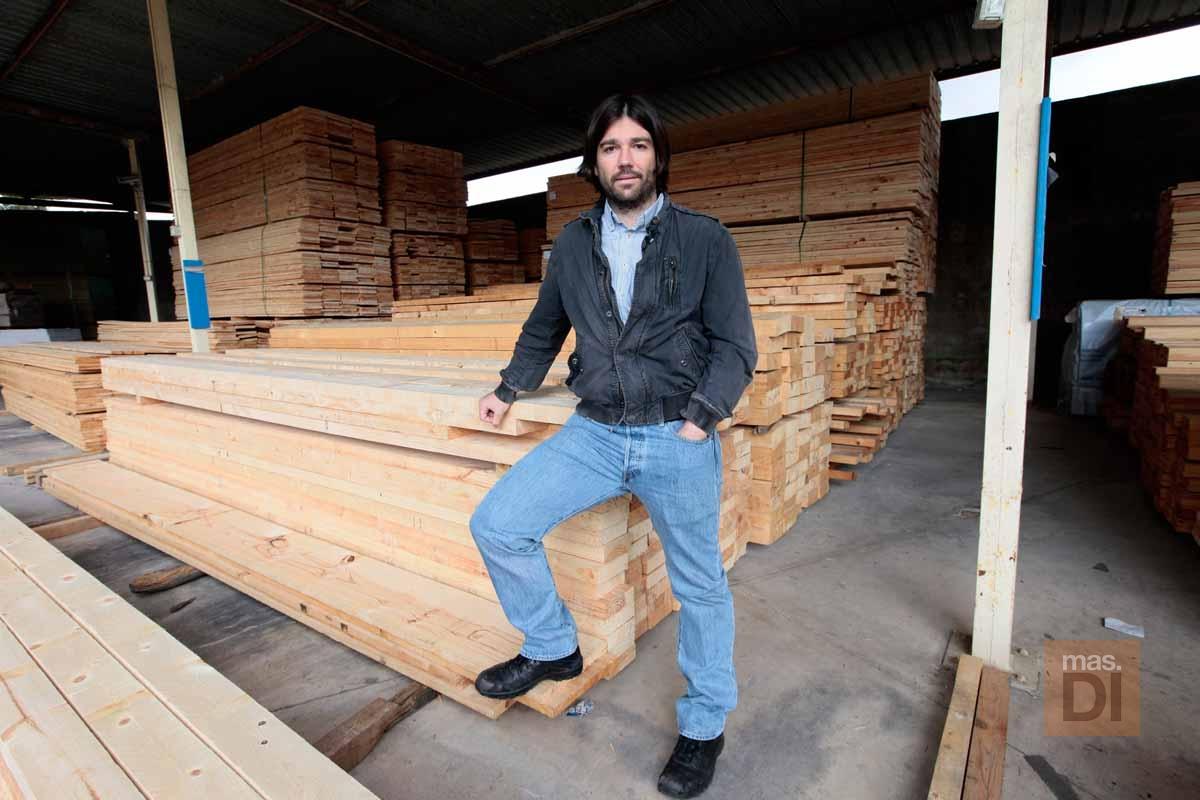Juan Planells, Gerente de Maderas Planells: «Estamos comprometidos con el entorno»