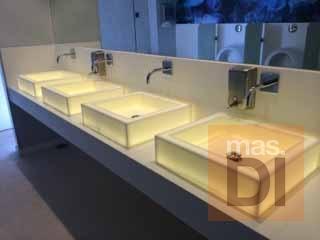 Solid Ibiza surfaces: Alta tecnología aplicada  a cualquier espacio