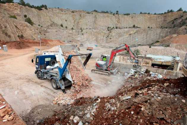 Reciclajes y derribos Santa bárbara: Gestión de residuos de construcción   másDI - Magazine