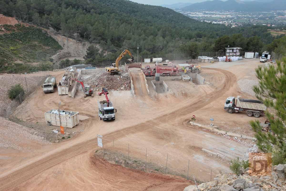 Reciclajes y derribos Santa bárbara: Gestión de residuos de construcción