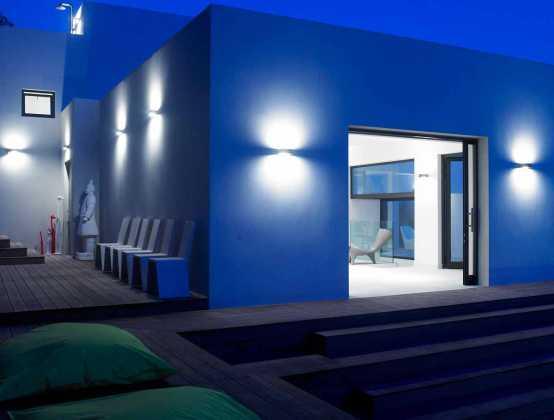 Blanco, azul cielo y luz | másDI - Magazine