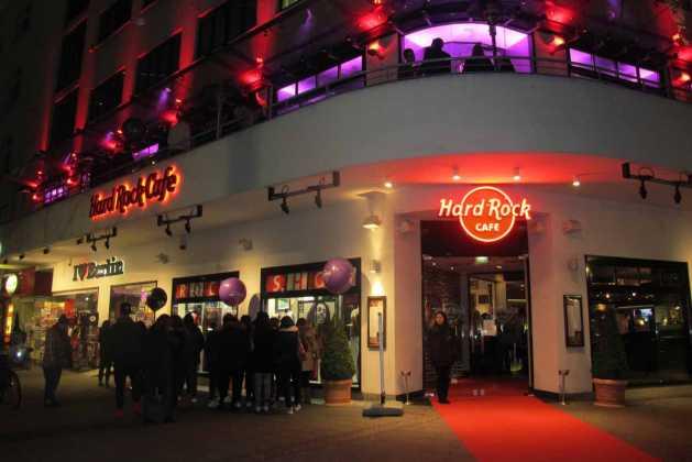 Hard Rock Café | Fiesta de presentación del HRHT | másDI - Magazine
