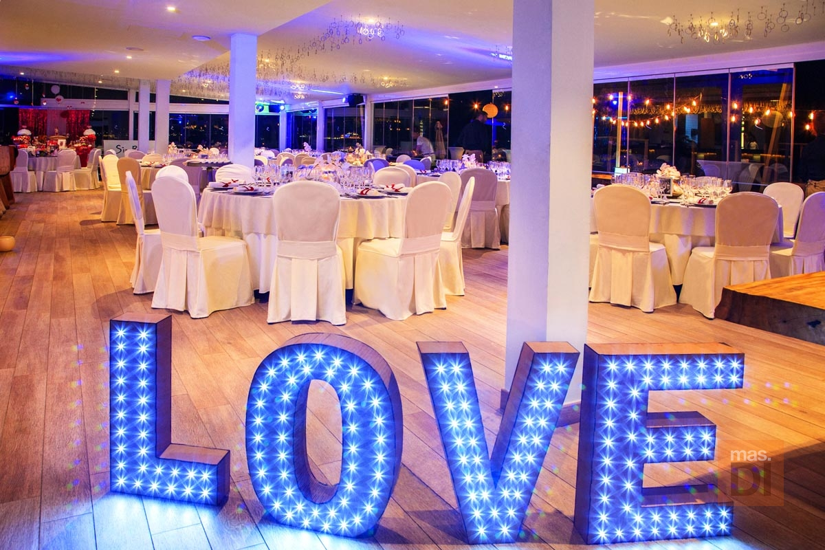 Weddings by Palladium. Un espacio exclusivo para cada pareja