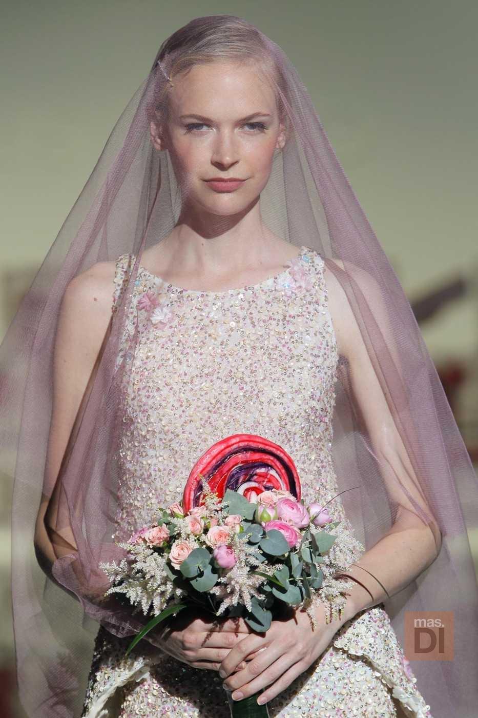 Barcelona Bridal Week. Avance de la nueva termporada de moda nupcial internacional