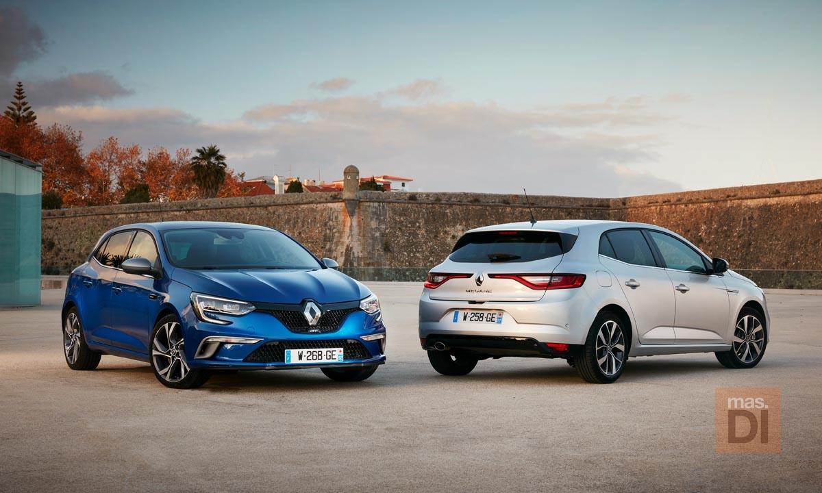 Gama Renault. Mégane y Talisman, novedades