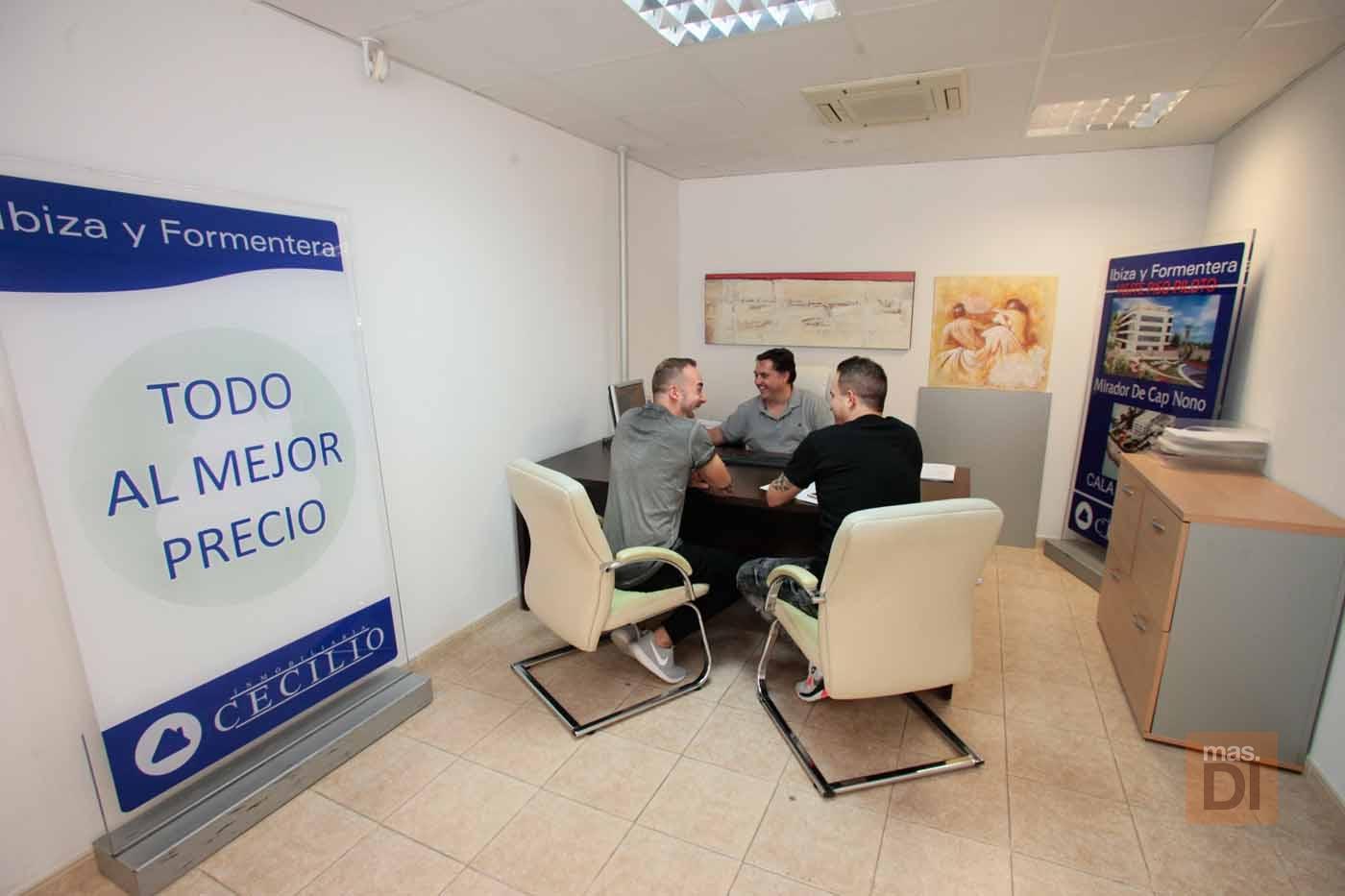 Inmobiliaria Cecilio: Atención personalizada en Ibiza y Formentera