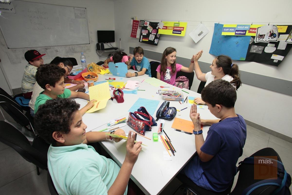 Instituto de Idiomas Ibiza, Un verano con acento inglés en el centro de Ibiza