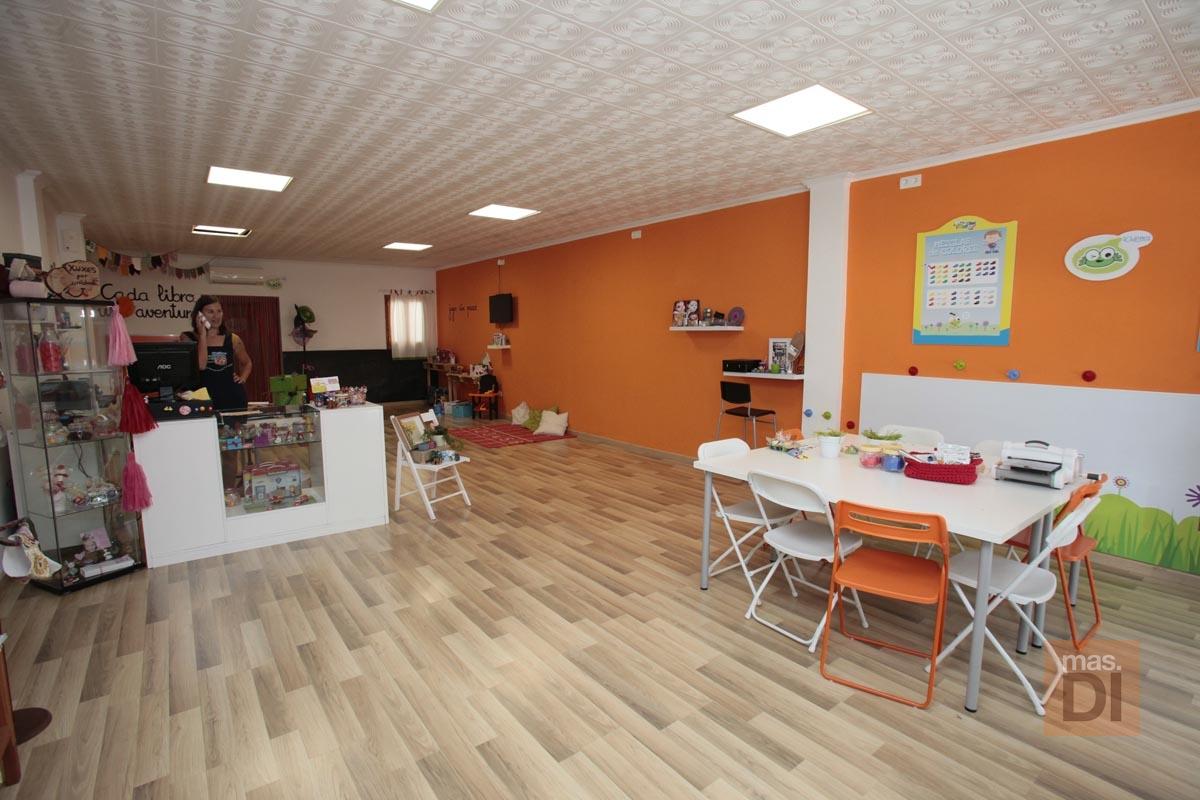 Espai Magic Ibiza. Artes plásticas para desarrollar la creatividad infantil[:en]Espai Mag