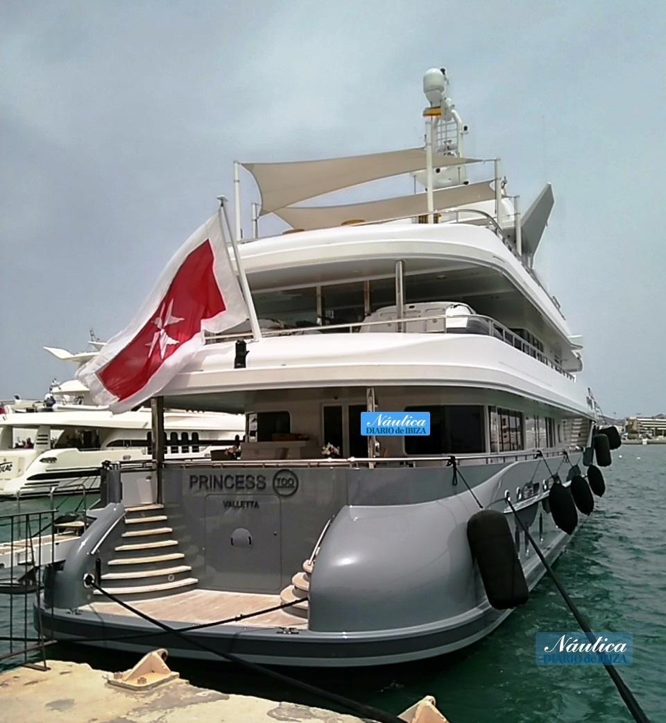 Niki Lauda y su familia pasan unos días de vacaciones en Ibiza