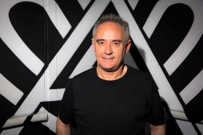Ferran y Albert Adrià, chefs y emprendedores: «La tecnología es solo un medio de expresión, desde cortar a usar nitrógeno»
