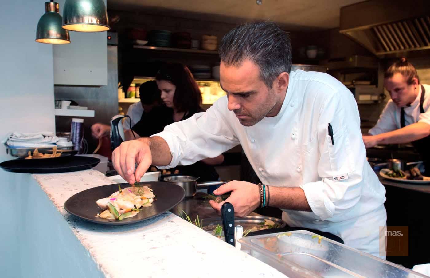 Un sábado noche gastronómico con el chef Pau Barba