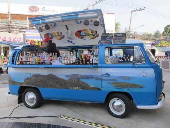 'Food trucks', el futuro de la nueva comida rápida