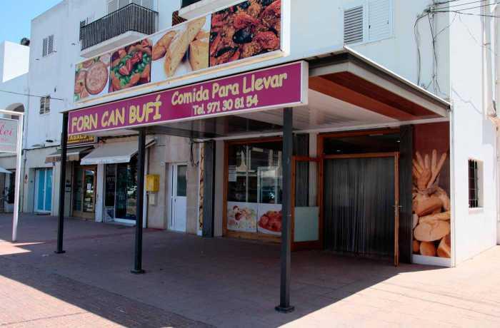 Forn Can Bufí. Panadería, repostería y cocina casera