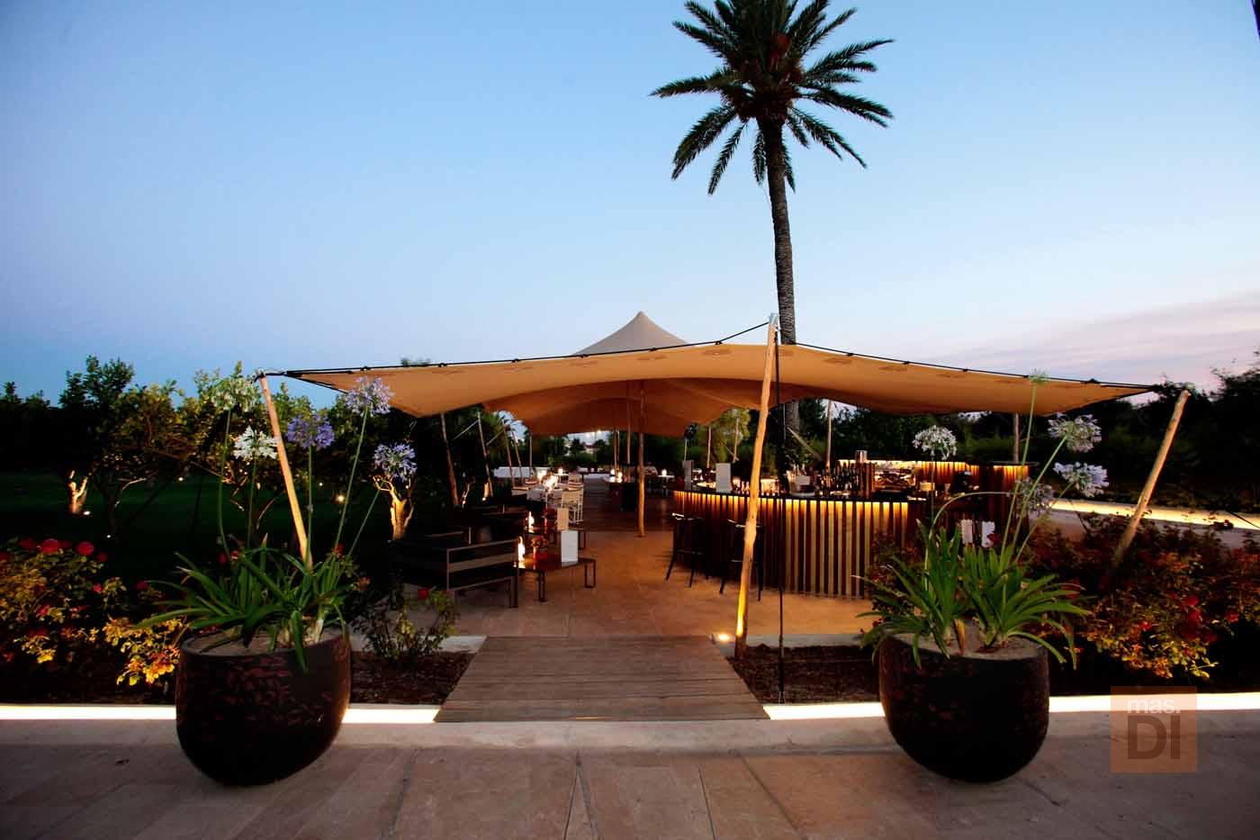 Hotel Xereca. Calidad total en plena naturaleza junto a Ibiza