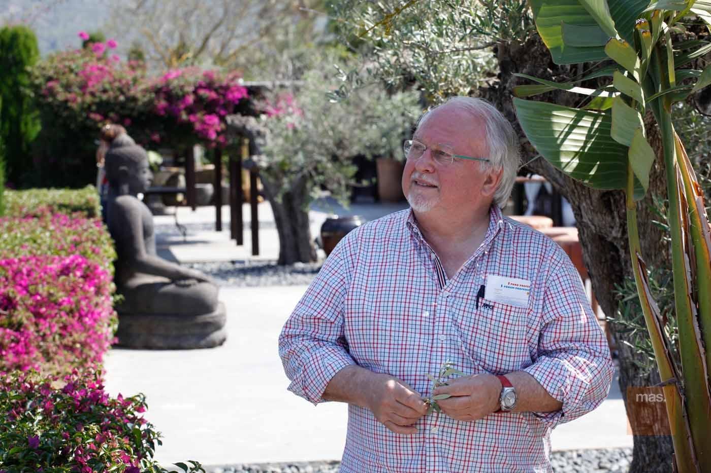 Jean Louis Neichel, cocinero: «Antes lo más caro era la gamba, ahora es el personal»