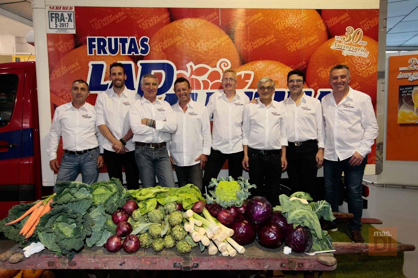 Frutas La Palentina. Un toque especial para cada receta