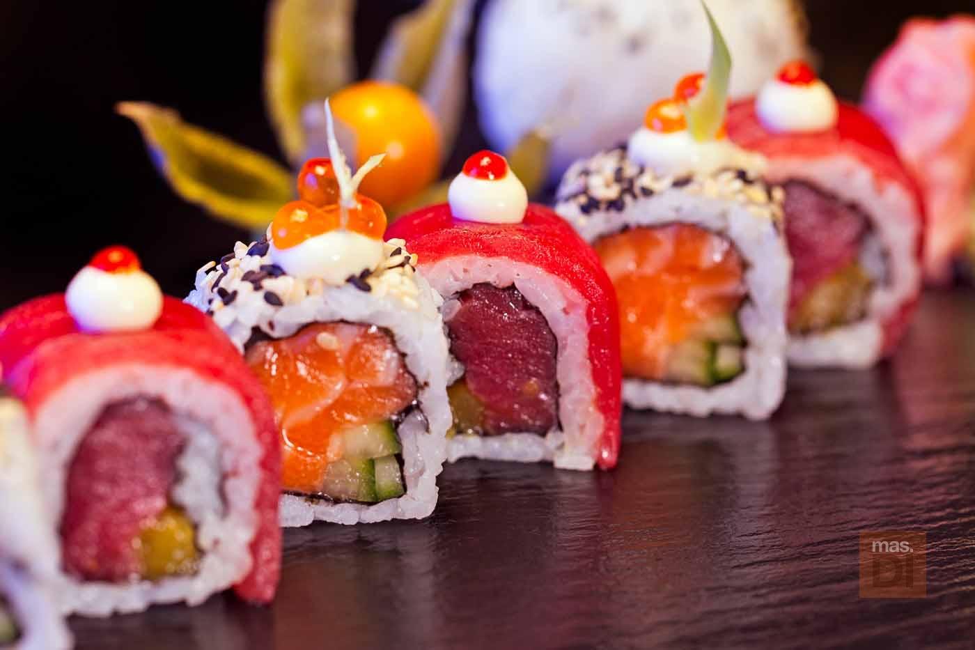 Minami Japanese Restaurant. Agradable viaje de sabores y aromas