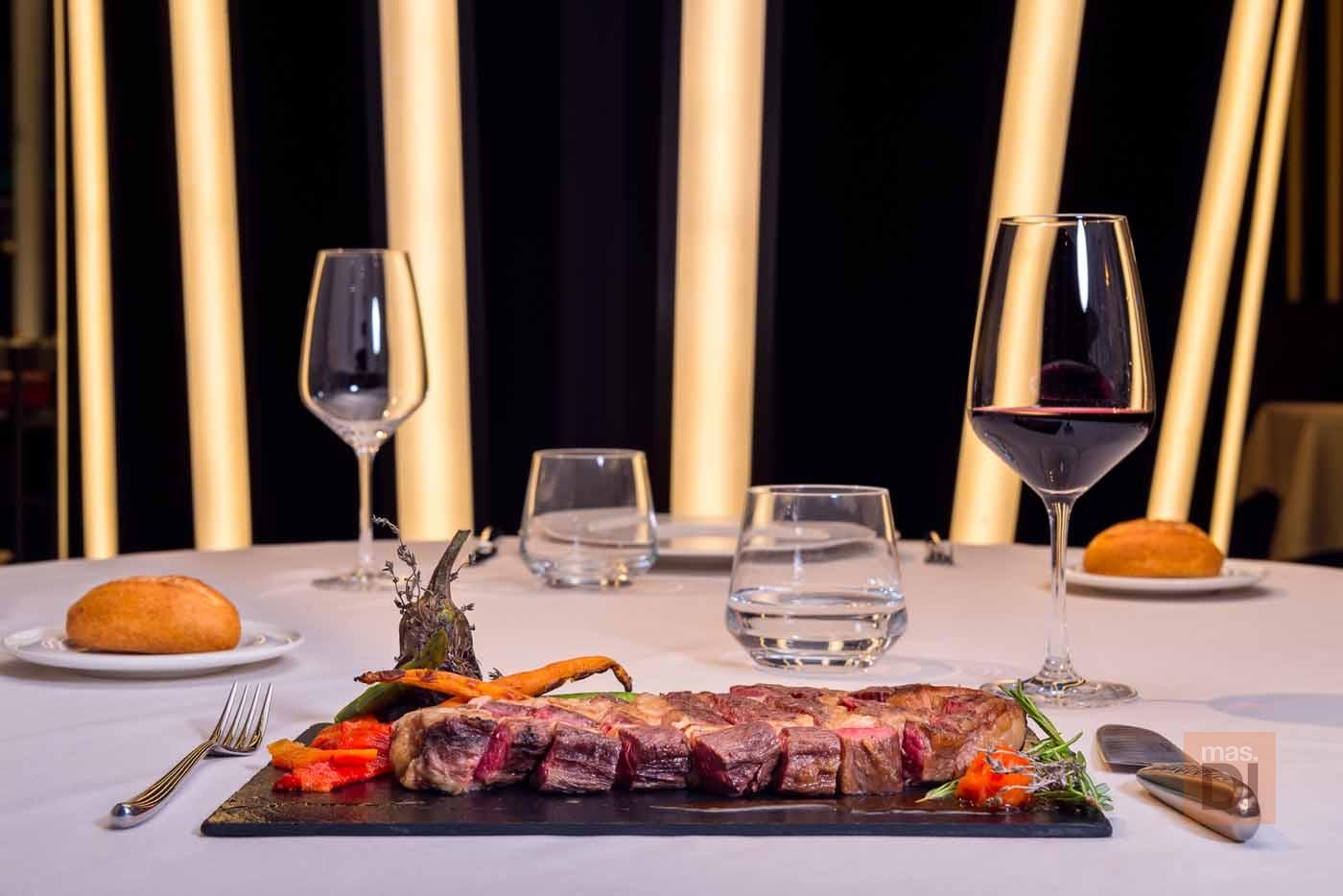 Montauk  Steakhouse. El corte perfecto para la mejor carne