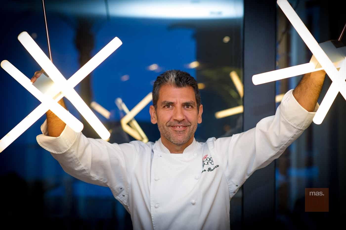 Paco Roncero, chef y empresario: «La gente sigue hablando del talento español y de su cocina»